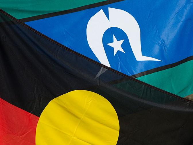Aboriginal Torres Strait Islands Flag 1