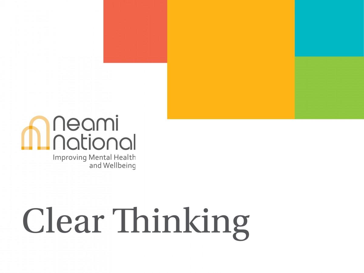 Clear Thinking Header