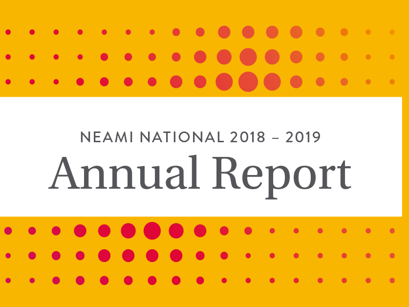 2018-19 Neami Annual Report
